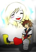 KH - Your Smile by CherryBlossoms24