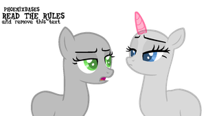 MLP Base: Youre a bitch and I hate you by PhoenixBases