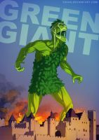 Green Giant BADASS by Tohad