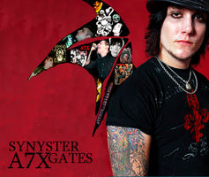 Synyster by deadseason