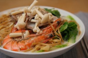 Prawn noodles 1 by patchow