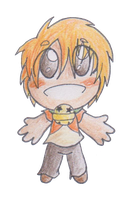 PMA: Chibi Andre for the Chibi Collab by gaper4