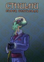 Elder Gentleman by Aught-Oh
