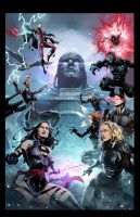 XMen Apocalypse VS by E-Mann