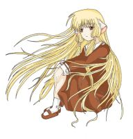 Chobits by OrphanAnnie