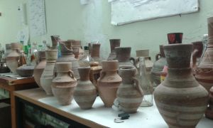 Pottery by YoussefZidan2200