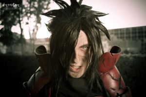Waiting for Hashirama - Madara Uchiha Edo Tensei by Topper-Damned