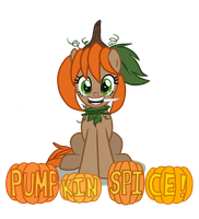 OC: Pumpkin Spice by MangaKa-Girl