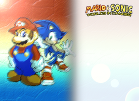 Mario and Sonic Prologue BG Finished by KingAsylus91