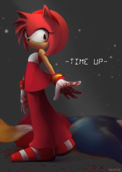 TIME UP by Pikative