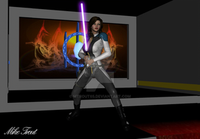 Jaina Solo by mtrout65