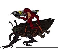 Pyron Stag Rider by oozy5000