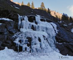 Icicles Along the Icicle  by TRunna