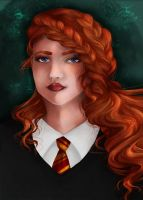 Ginny by Maripon