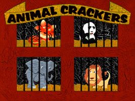Animal Crackers by FauxHead