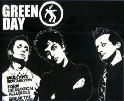 Green Day by gm6