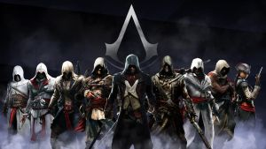 Assassin's Creed Wallpaper Full HD (1920x1080p) by GianlucaSorrentino