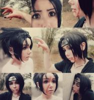 Death Of Itachi by Reigan-Chan