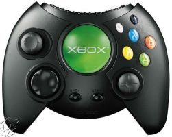 Revised Xbox Controller by David-Grant