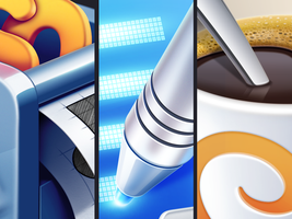 Mac App Icons by Ramotion