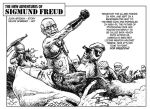 The New Adventures Of Freud by sobreiro