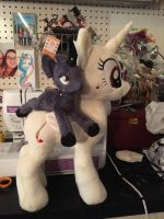 Pony Plush Prizes WIP by Noxx-ious