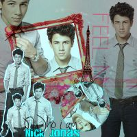 Blend de Nick Jonas - Who I Am by AreliCyrusBieber