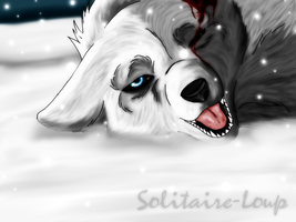 A moment to feel fine by Solitaire-Loup