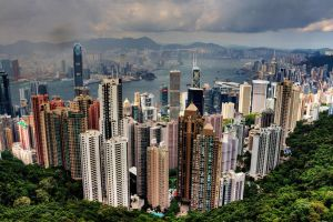 Hong Kong by ruthsantcortis