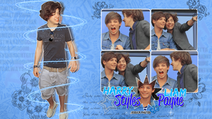 Harry Styles Y Louis tomlinson by Forever-editt