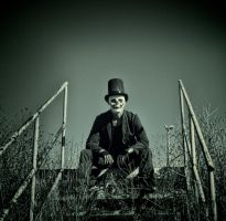 man macabre by wroquephotography