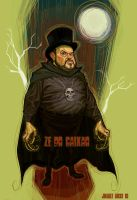 Coffin Joe - Ze do Caixao by juarezricci