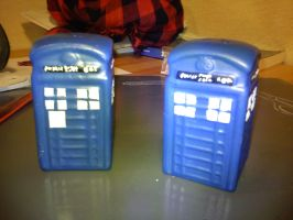 My Two Tardis by Inextasie