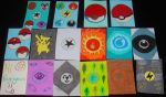 Pokemon ACEO Cards 1 by liongirl2289