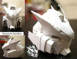 Request Progress Gundam by PaperBot