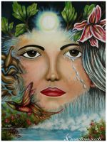 Tears of Gaia by Gloria-T-Dauden