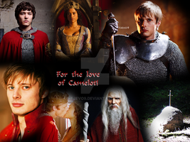 For The Love Of Camelot by tjevo9