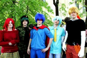 Happy Tree Friends cosplay by XPsoul