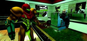 A Bounty Hunter's Stop at 7 Eleven by Varia31