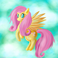 AG: I am fluttershy! by lifegiving