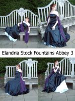 Fountains Abbey Stock Set 3 by Elandria