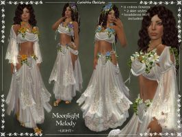 Moonlight Melody LIGHT 2 by Elvina-Ewing