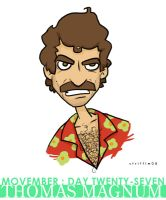movember 27 by striffle