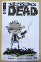 Carl Grimes commission from C2E2 by thecheckeredman