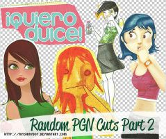 Random PGN Cuts Part 2 by MyShinyBoy