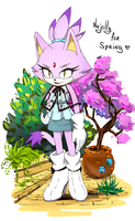 for spring.. by NeJolly