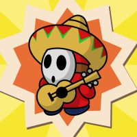 Sombrero Guy by Mushroom-Jelly