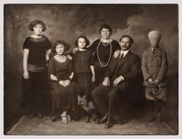 De Chirico As A Young Man by DouglasHumphries