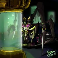 TFP: Airachnid_Jack's Fate by SoyaC