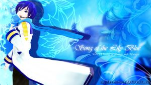 Song of the Lily Blue by FlowerAppend
